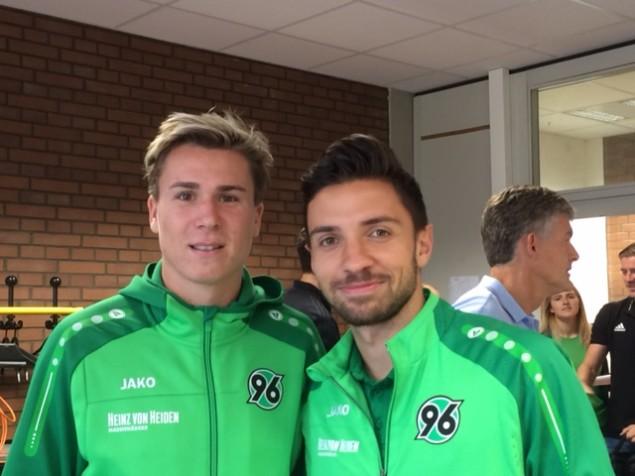 Hannover 96 Spieler