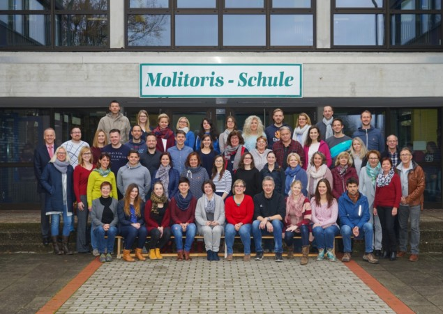 Molitoris-Schule Kollegium November 2017
