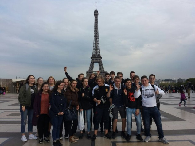 Parisfahrt 2017