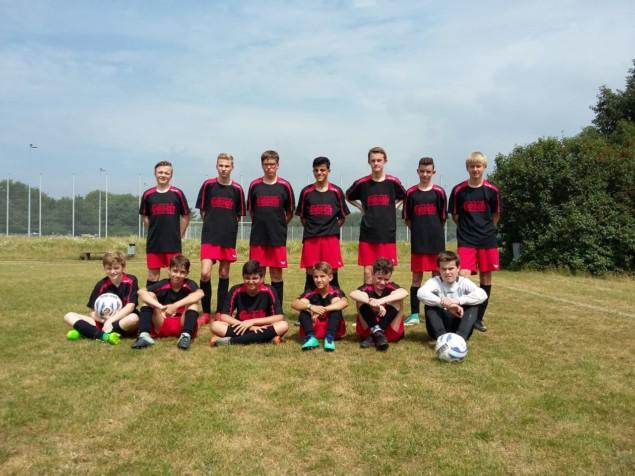 Fußball Bezirk JTFO